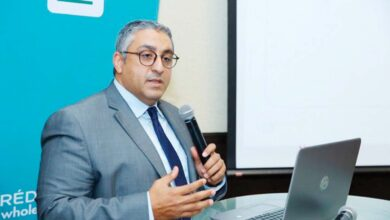 صورة «كريدى أجريكول مصر» يستهدف تحويل %100 من خدماته للعمل الإلكترونى