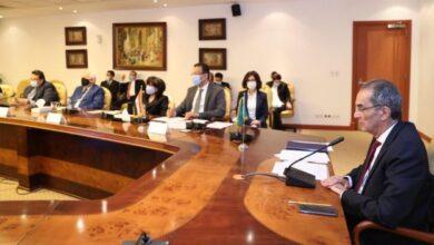 صورة مصر تتسلم رئاسة مجلس الوزراء العرب للاتصالات والمعلومات في دورته الـ 24