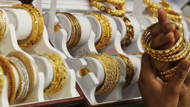 صورة أسعار الذهب في مصر تعود للصعود اليوم.. والجرام يرتفع 7 جنيهات