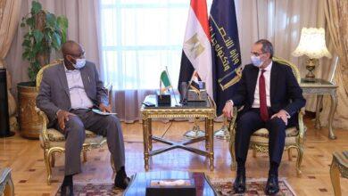 صورة الدكتور/ عمرو طلعت وزير الاتصالات وتكنولوجيا المعلومات