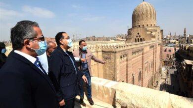 صورة مدبولي عن تطوير الغوري: الرئيس ينتمي إلى هذه المنطقة العريقة وحريص على تطويرها