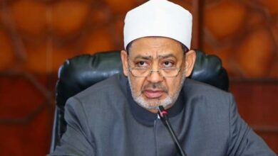 صورة الطيب : الإسلام بريء من كل دعوة إلى عقيدة بقوة السلاح
