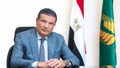 صورة رئيس مجلس إدارة البنك الزراعي المصري : خطة شاملة لإعادة هيكلة الشركة المصرية للتنمية الزراعية والريفية