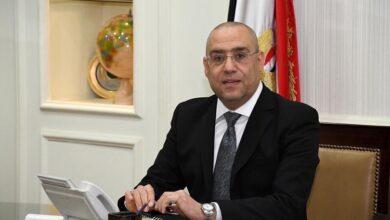 صورة وزير الإسكان: تنفيذ 8 أبراج بالمرحلة الثانية بالمنطقة الشاطئية بالعلمين الجديدة