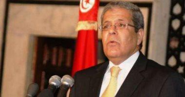 صورة وزير خارجية تونس: التنسيق مع مصر على أعلى مستوى لدفع العملية السلمية فى ليبيا