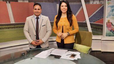 صورة علاء ابو الحاج في برنامج الهدف .. مباراة القمة خارج التوقعات وحظوظ الفريقين متساوية