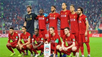 صورة الليلة مباراة ليفربول و ساوثهامبتون