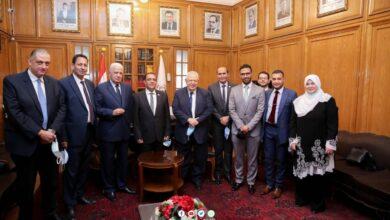 صورة المطابع الأميرية ونقابة المحامين توقعان بروتوكول تعاون لاتاحة منصة التشريعات والأحكام المصرية لاعضاء النقابة